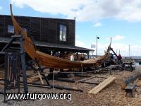 Centro vikingo Roskilde