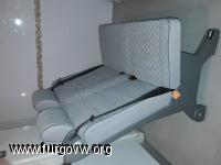 Asiento doble westfalia