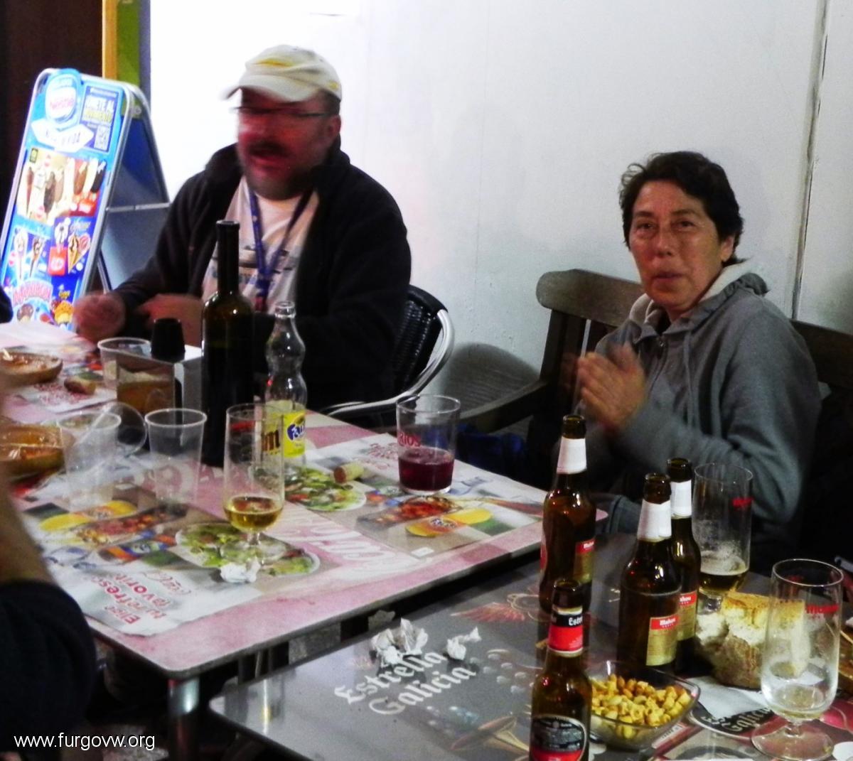 grande intercambio de parejas coito en Orense