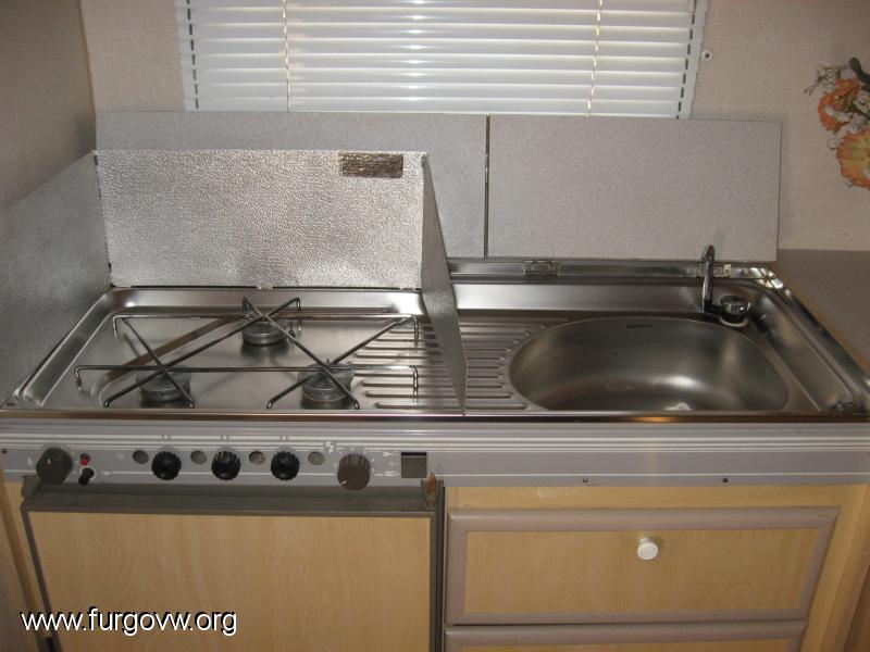 Vendo mueble con nevera fogones y fregadero - Vendo fregadero ...