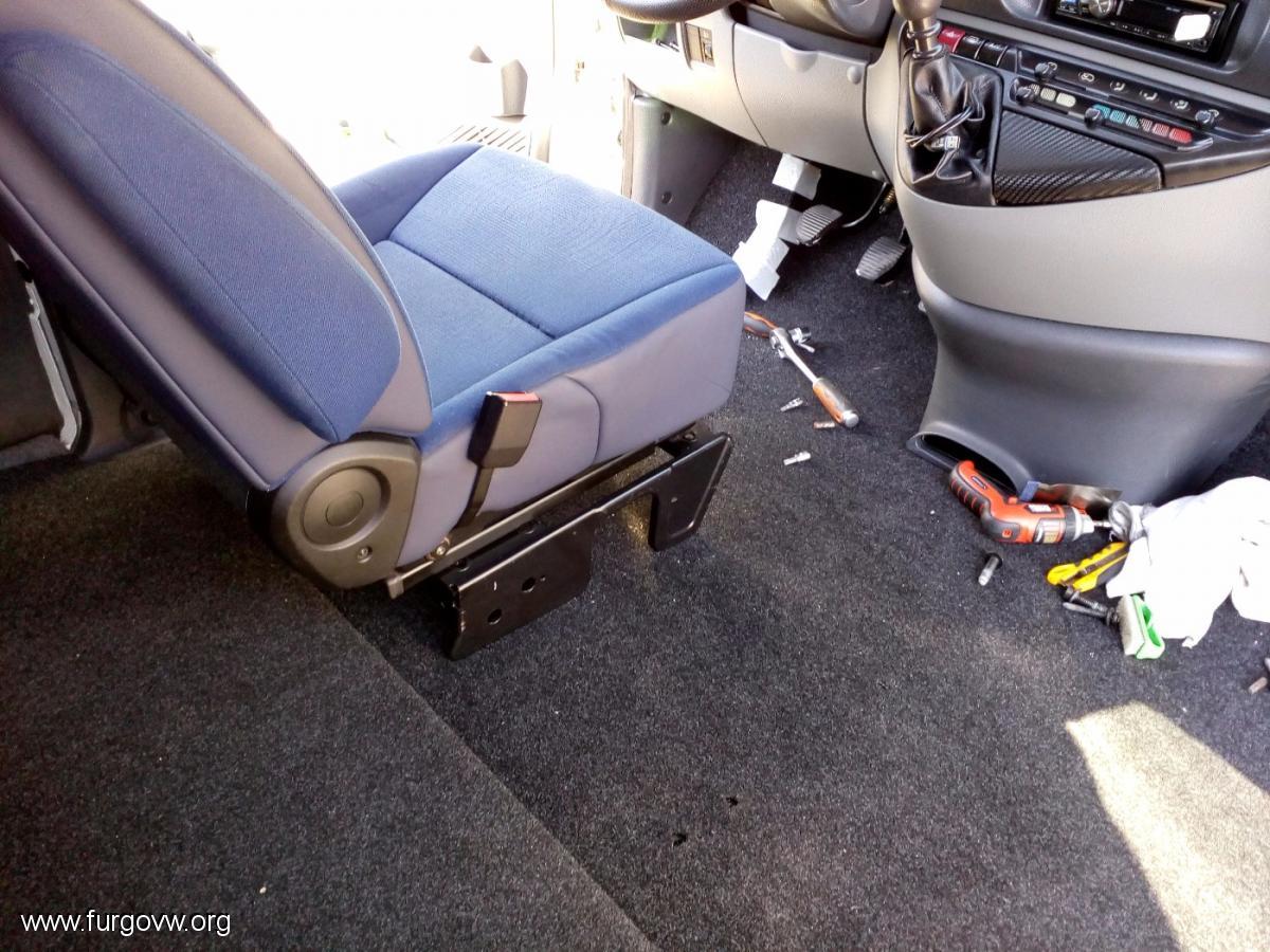 Galeria de fotos de furgonetas camper campervan picture - Moqueta suelo ...