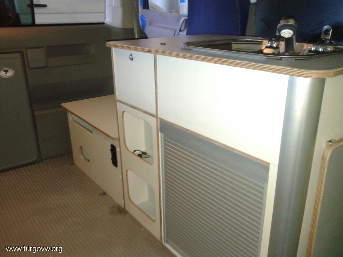 Muebles Para Camper Diseo Y Piezas A Medida Son La Clave Para  # Muebles Westfalia