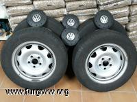 ruedas vw T5