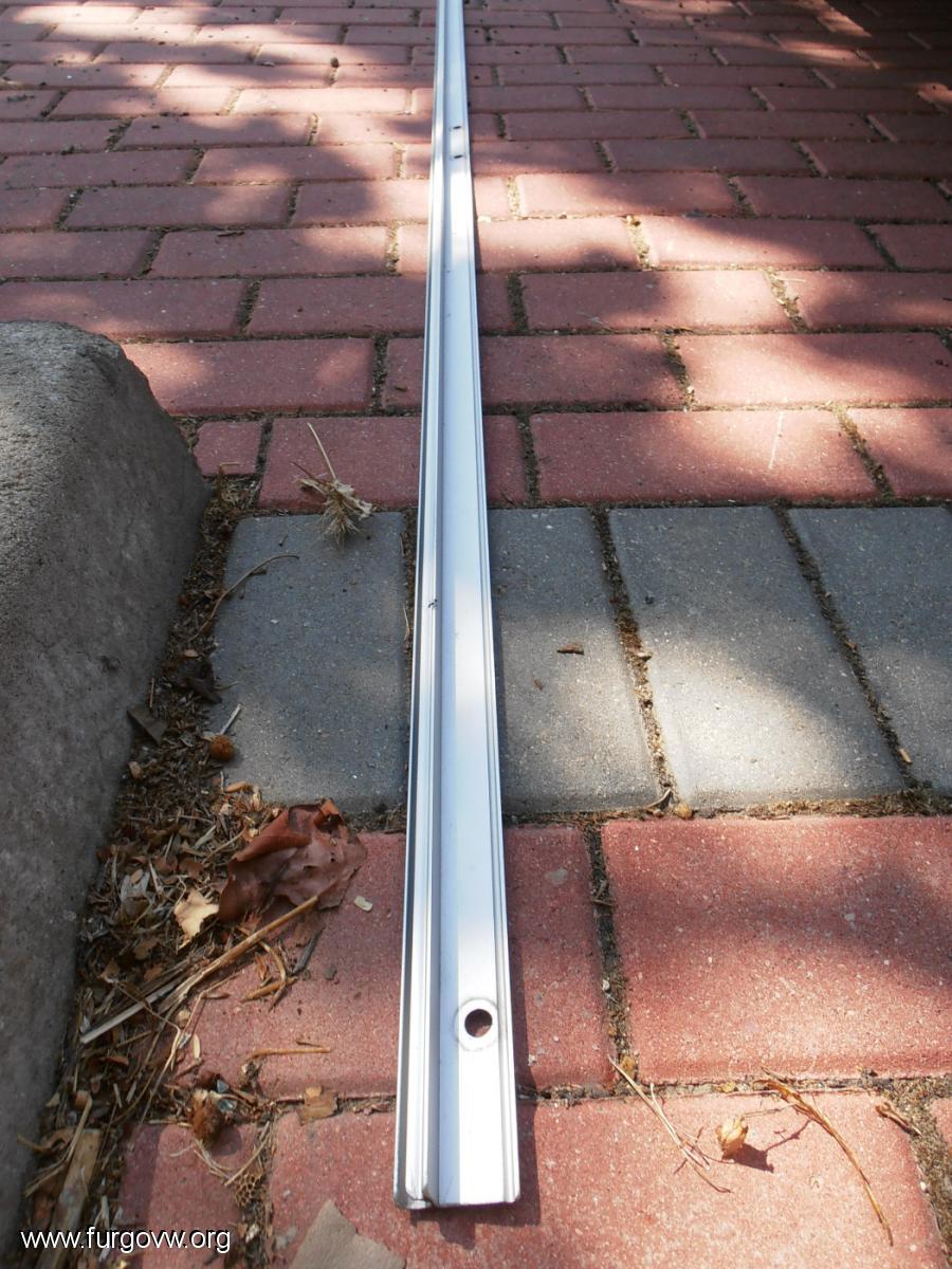 Vendido toldo tarp decathlon perfil aluminio 90 - Perfiles de aluminio para toldos ...