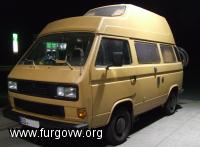 VW T3 Club Joker 1987