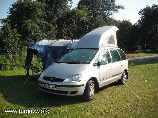 Ford Seat Vw Galaxy Alhambra Sharan Campistas
