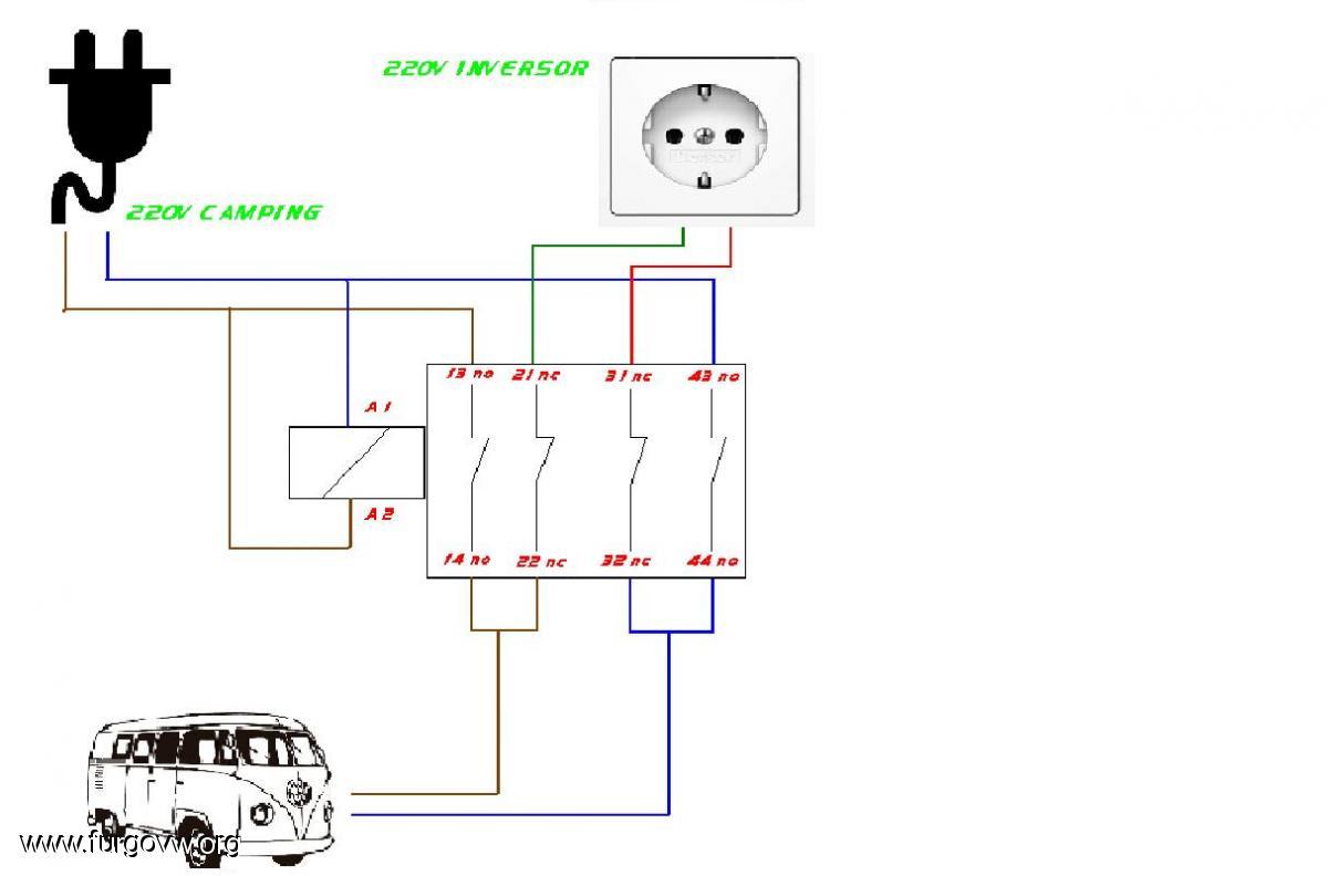 Se puede conectar a 220 la misma instalaci n que el for Como instalar un estor plegable
