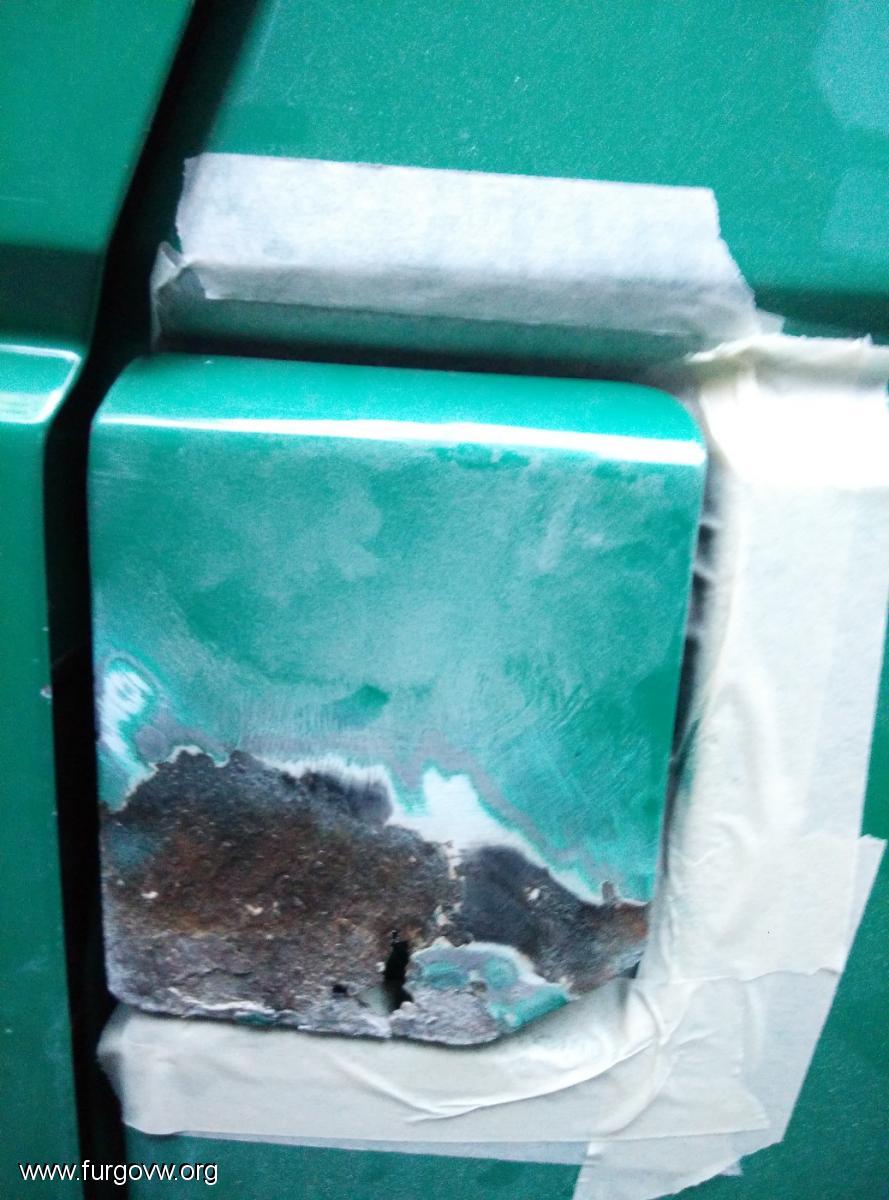 Quitar xido de tapa del combustible - Como quitar el oxido del wc ...
