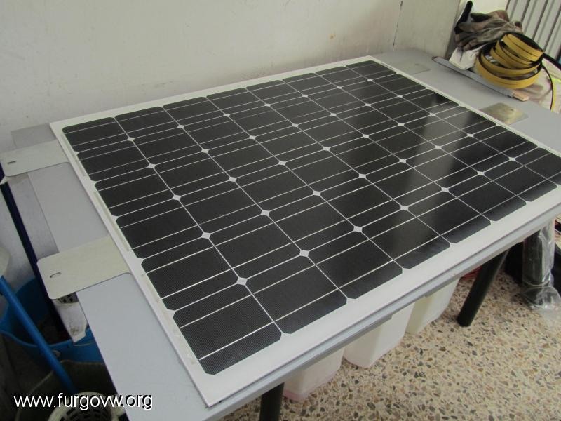 Soporte Para Placa Solar