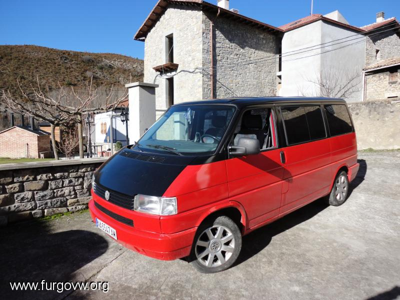 Volkswagen T4 Multivan All Star