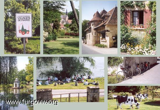 Castillos del loira informaci n pr ctica for Apremont sur allier jardin