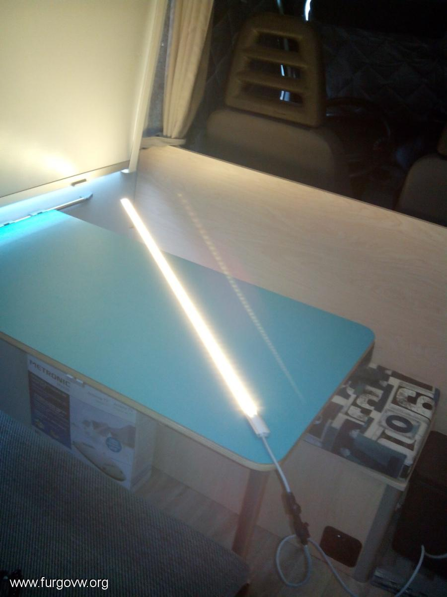 Luz exterior con perfil para luces led - Luces de led para exterior ...
