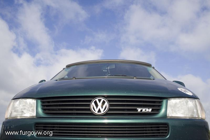 Volkswagen T4 California Beach