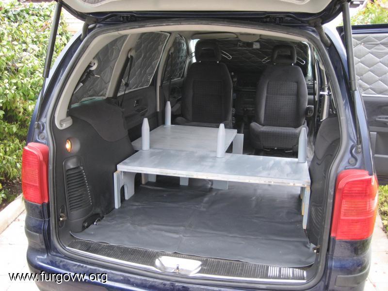 Ford Galaxy Camper Conversion >> Galeria de fotos de furgonetas camper | campervan picture gallery