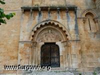 Iglesia romanica de San Pedro y San Pablo Gredilla