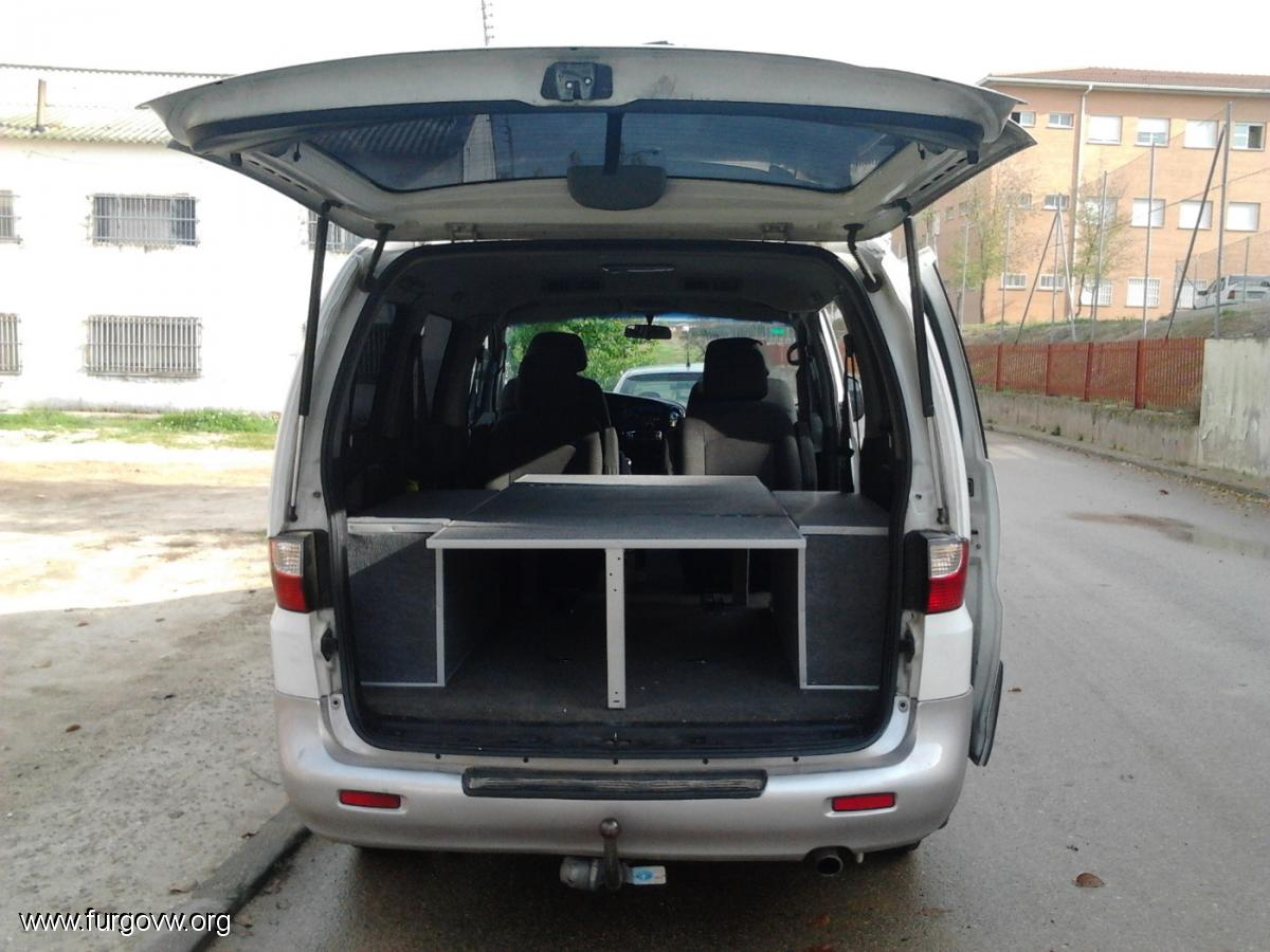 galeria de fotos de furgonetas camper campervan picture. Black Bedroom Furniture Sets. Home Design Ideas