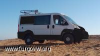 Marruecos Ballesta Motor limpia