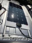 Soporte panel solar