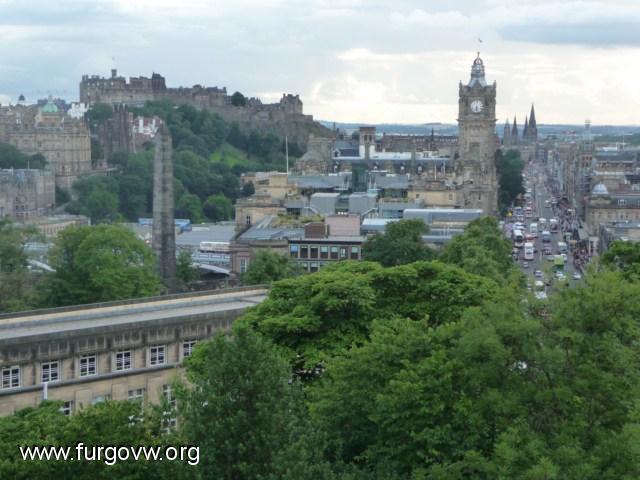 Escocia agosto 2010 for Oficina turismo edimburgo