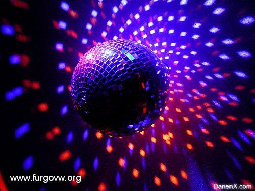 Citroen jumper presente - Bola de discoteca de colores ...