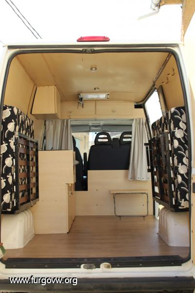 galeria de fotos de furgonetas camper campervan picture gallery. Black Bedroom Furniture Sets. Home Design Ideas