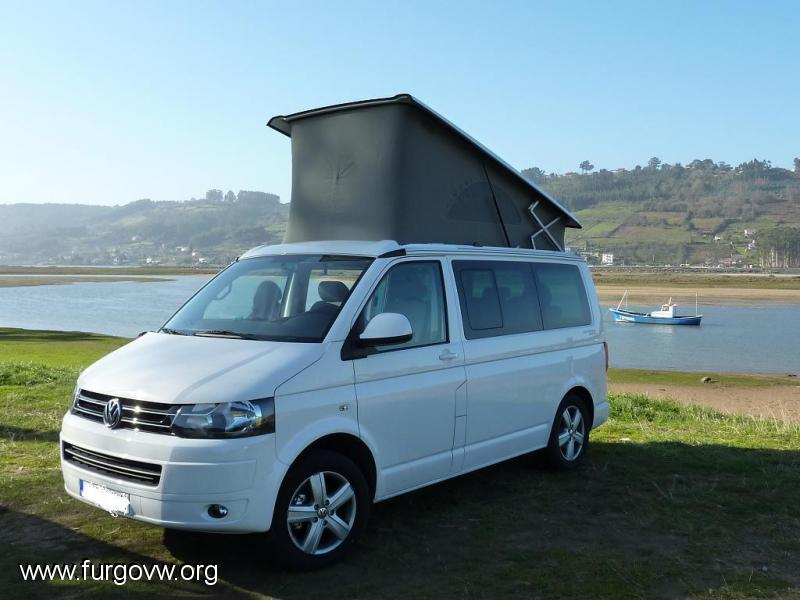 [VW T5 California Beach] Mi nueva Beach 2011 Ya era hora