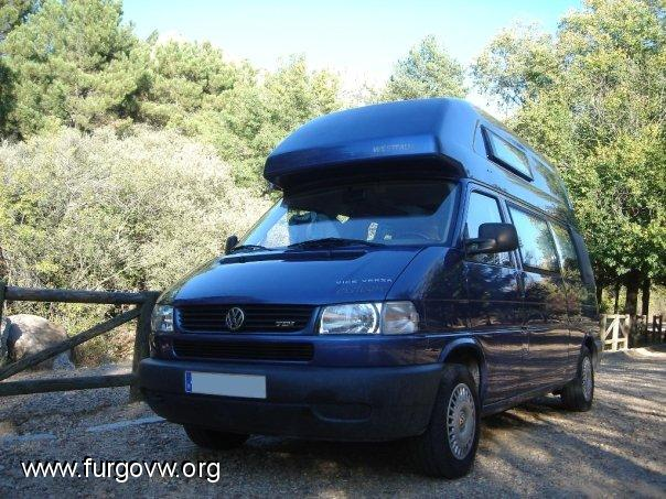 Volkswagen T4 California Exclusive