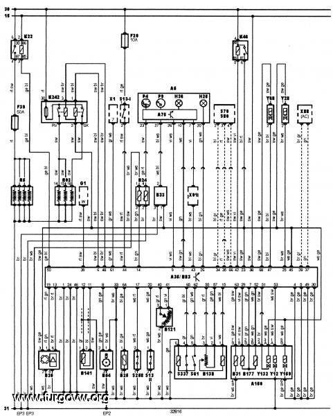 esquemas electricos para los tdi