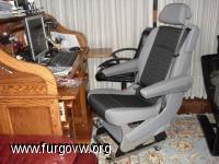 soporte asiento en casa