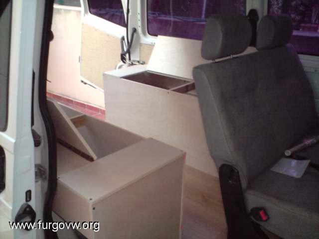 8000 euros rebajada vendo vw transporter t4 2 5 tdi 88cv for Cocina 6000 euros