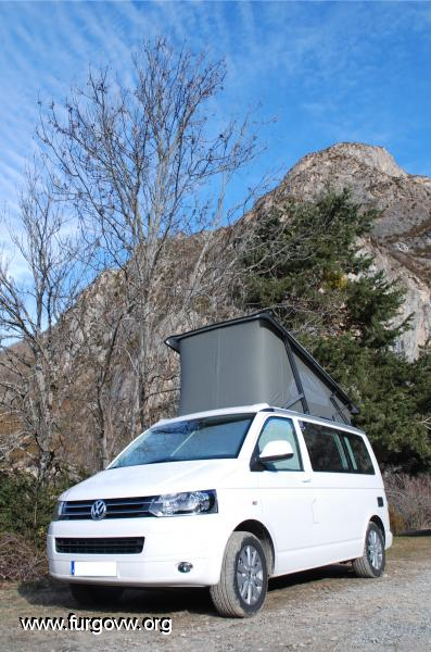 Volkswagen T5 California 4Motion