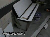 asiento cama