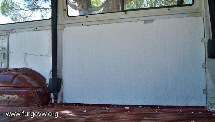 Precio medio del corcho blanco para el aislamiento for Plancha aluminio leroy merlin