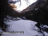 Valle de Barrosa. Febrero 2018