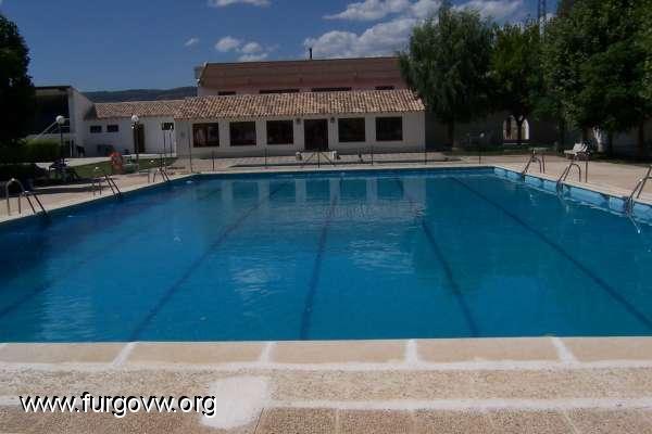 Granada area ac la puebla de don fadrique for Piscina municipal de granada
