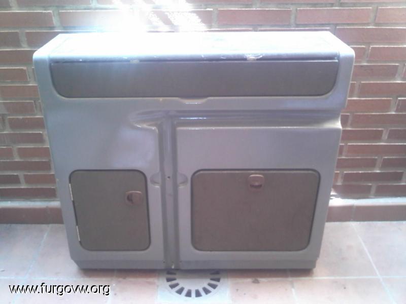 Vendida modulo fregadero cocina t3 dehler 80 - Precio modulos cocina ...