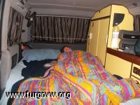 ¡Que bien se duerme en la Chatina!