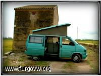 Vw California T4 (La Flecha Azul)