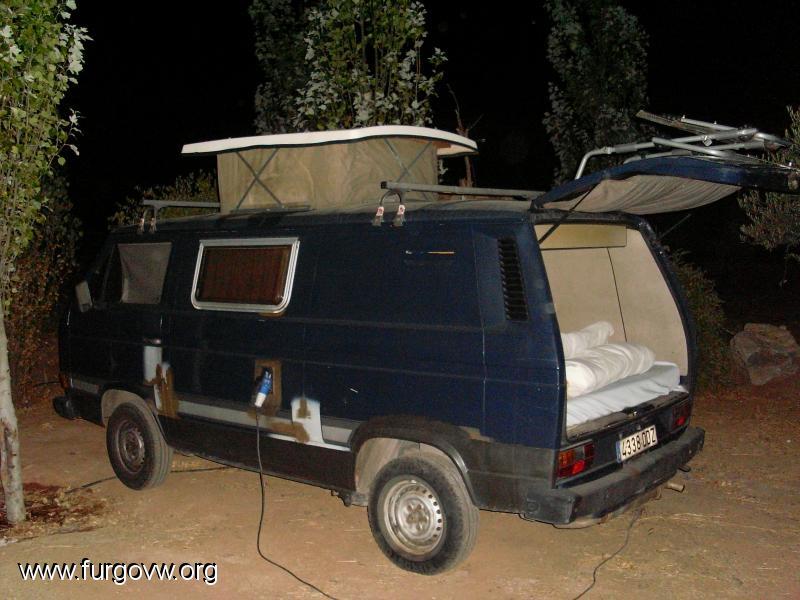 volkswagen t3 camping rebajada ahora 4000. Black Bedroom Furniture Sets. Home Design Ideas