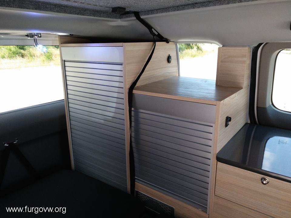 buhita camper nissan nv200 evalia. Black Bedroom Furniture Sets. Home Design Ideas