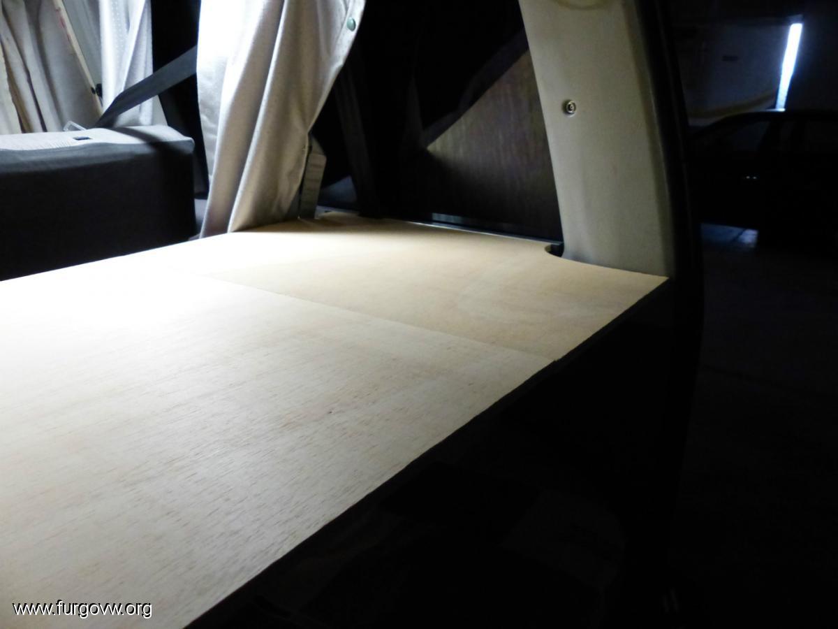 Furgobricos [VW T4 California] (88 bricos)
