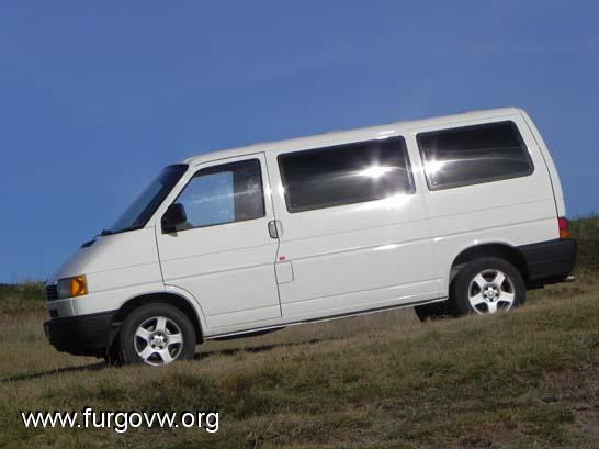 VW t4 Transporter Multivan Caravelle rodamiento de ruedas delante//detrás tornillos-frase