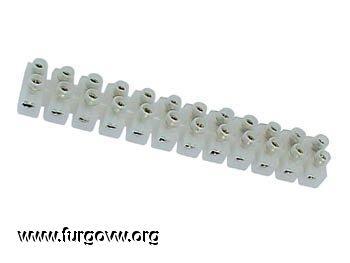 Manual instalaci n de bater a auxiliar y consumibles para - Regleta para cables ...