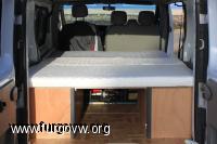 Interior furgo