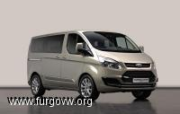 ford turneo concep