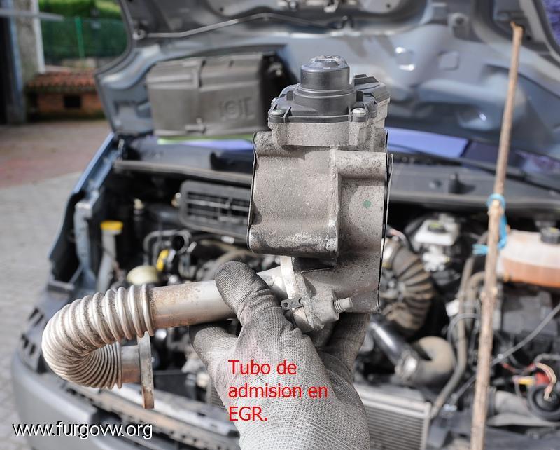 TUTORIAL] Limpiar EGR y admision en 2 0 dci (M9R) y posibles