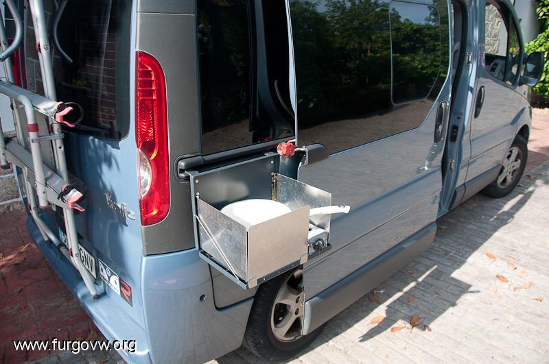 Hornillo butsir colgado en carril puerta corredera - Carril para puerta corredera ...