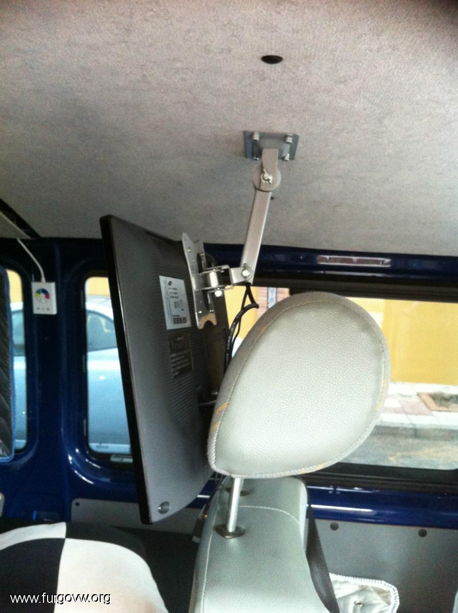 tv led 12v baratas para nuestra furgos. Black Bedroom Furniture Sets. Home Design Ideas