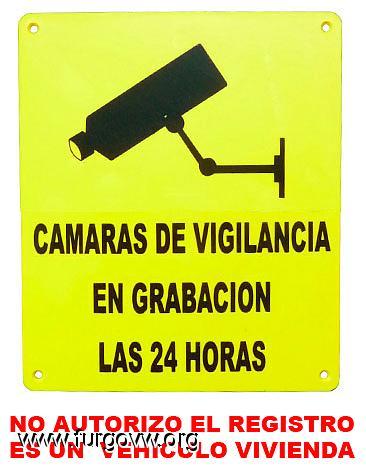 C maras de video vigilancia en autocaravanas - Camaras de vigilancia con grabacion ...