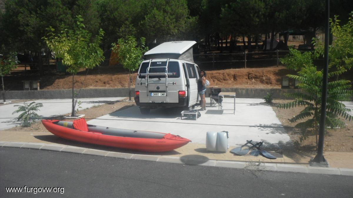 CORDOBA][Camping] Camping Valdearenas (Iznajar)